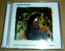 Black Uhuru - Reggae Greats / CD / OVP Sealed / Palm Island Records / Reggae