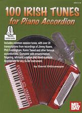 Partitions musicales et livres de chansons contemporains pour accordéon