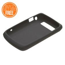 BLACKBERRY 9700 SOFT SKIN SHELL CASE - BLACK - HDW-27288-001