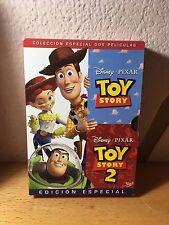 TOY STORY 1-2 - DISNEY - DVD - EDICION ESPECIAL