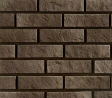 Decorative Brick Slips 3D Mold Mould Polyurethane Resin Cladding Craft Casting