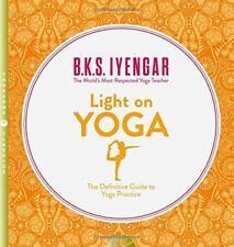 Luz On Yoga : The Definitive Guide To Práctica Por B. K. S. Iyengar, Nuevo Bo