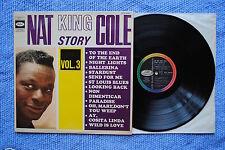 NAT 'KING' COLE / LP CAPITOL STTX 340.493 / BIEM 1963 ( F )