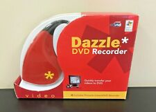 Pinnacle Dazzle DVD Recorder Transfer VHS to DVD - New in Open Box