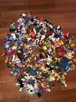 VTG Large Lot 1990s 2000s McDonalds Happy Meal Burger King Cereal Disney Toys