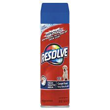 Resolve Pet High Traffic Foam Carpet and Upholstery Cleaner 22 oz Aerosol 83262