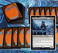 mtg BLACK AYARA DEMONS DECK Magic the Gathering rare 60 card piper of the swarm
