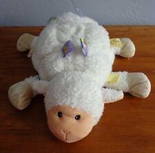 Taggies Signature Sheep Lamb Plush Stuffed Animal Baby Mary Meyer Toy Sensory