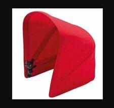 Rot Sonnendach Sonnenblende Abdeckung Drähte für Bugaboo Chameleon 1 2 3 Frosch