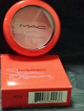 MAC Sharon Osbourne Peaches & Cream Powder Blush