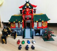 LEGO - NINJAGO Battle for Ninjago City - 70728 - Excellent!