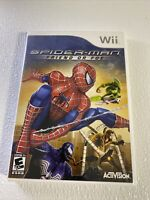 Spider-Man: Friend or Foe Game Complete! Nintendo Wii
