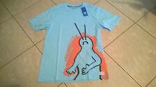 T-shirt uomo ADIDAS   con disegno in cotone molto particolare