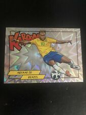 2018 Panini Neymar Jr Kaboom Brazil PSG