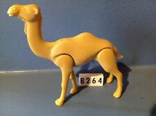 (B264.1) playmobil chameau, zoo, savane