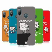 HEAD CASE DESIGNS KEYBOARD SHORTCUTS SOFT GEL CASE FOR HTC PHONES 1