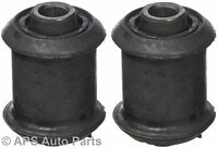 2 x Vauxhall Astra Meriva Front Axle Left Right Lower Control Arm Wishbone Bush