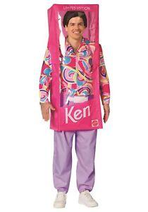 The Barbie Adult Ken Box