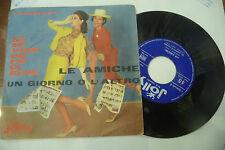 """LE AMICHE""""SE MI VUOI UN PO' DI BENE-disco 45 giri JOLLY 1965"""" BEAT italy"""