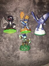 Skylanders Figures Lot Of 4