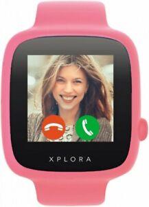 XPLORA GO Kids, pink, Telekom + SIM Postpaid - Gebrauchtware Sehr Gut#19034