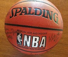 Seattle Reign Team Signed Spalding Basketball 1997-1998 Season