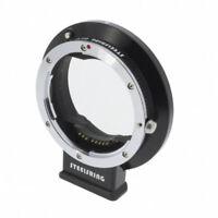 STEELSRLING EOS-GFX Auto Focus Adapter for Canon EF Lens to Fujifilm GFX Camera