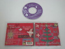 THOM RETELLA/SPIRIT OF THE CAROLS(TELARC JAZZ ZONE-CD-83403)CD ALBUM