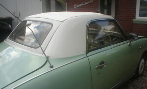 Nissan Figaro Roof £415 Fitted. MOBILE Fitting. We Come To You.
