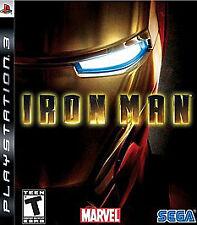 Iron Man (Sony PlayStation 3, 2008)