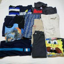 12 Piece Boy's Clothing Pants Shirts Shorts Size 6/7