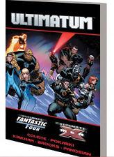 Ultimatum: Ultimate X-Men & Fantastic Four Hardcover HC