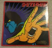 Outloud- Out Loud (Vinyl LP) 1987 Mostly Sealed