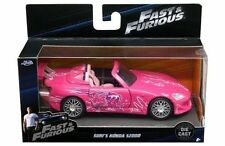 JADA 1:32 COLLECTOR'S SERIES FAST & FURIOUS SUKI'S HONDA S2000 DIECAST CAR 97610