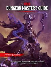 D&D DUNGEONS & DRAGONS RPG 5.0 NEXT DUNGEON MASTER'S GUIDE NEW 5E 5th EDITION