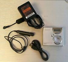 Sony MZ-N510 Type-S Mini Disc MDLP LongPlay Player& Recorder Net MD USB Optical