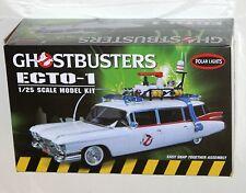 Polar Lights-Ghostbusters Ecto - 1 Modelo Kit Escala 1:25 Snap Juntos