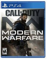 Call of Duty: Modern Warfare - PlayStation 4 Brand New Sealed!!