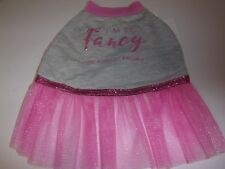 I'M SO FANCY Tulle Dog Dress new pet XS S Top Paw puppy XSmall Small teacup