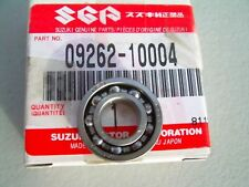 84-12 Suzuki water pump Bearing RM250 VL800 NEW 09262-10004 VZ800 Boulevard