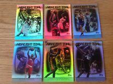 Job Lot Topps Highlight Zone NBA Basketball Trading Cards
