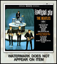 THE BEATLES SOMETHING NEW FANTASY ALBUM COVER #1