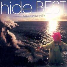 hide BEST -PSYCHOMMUNITY- ex X Japan Japanese CD Shipment w/Tracking Number