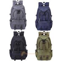 Military Tactical Backpack Rucksack Hiking Trekking Camping Shoulder Bag Lot
