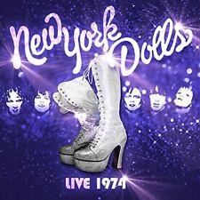 The New York Dolls - The New York Dolls - Live 1974 [CD]