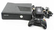 Microsoft Xbox 360s Slim Matte Game Console Bundle-1439