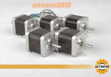 ACT Motor 5PCS 17HS5425B(24) schrittmotor Nema17 48mm 2.5A 4 leads  3D printer