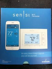 Emerson ST55 Sensi WiFi Smart Thermostat Apple HomeKit Alexa Wink