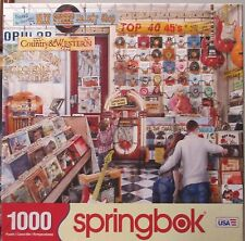 THE MELODY SHOP (Complete) SPRINGBOK PUZZLE
