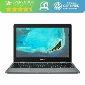 "ASUS Chromebook C223NA 11.6"" Laptop |Intel Dual Core 4GB RAM 32GB eMMC Grade A-"